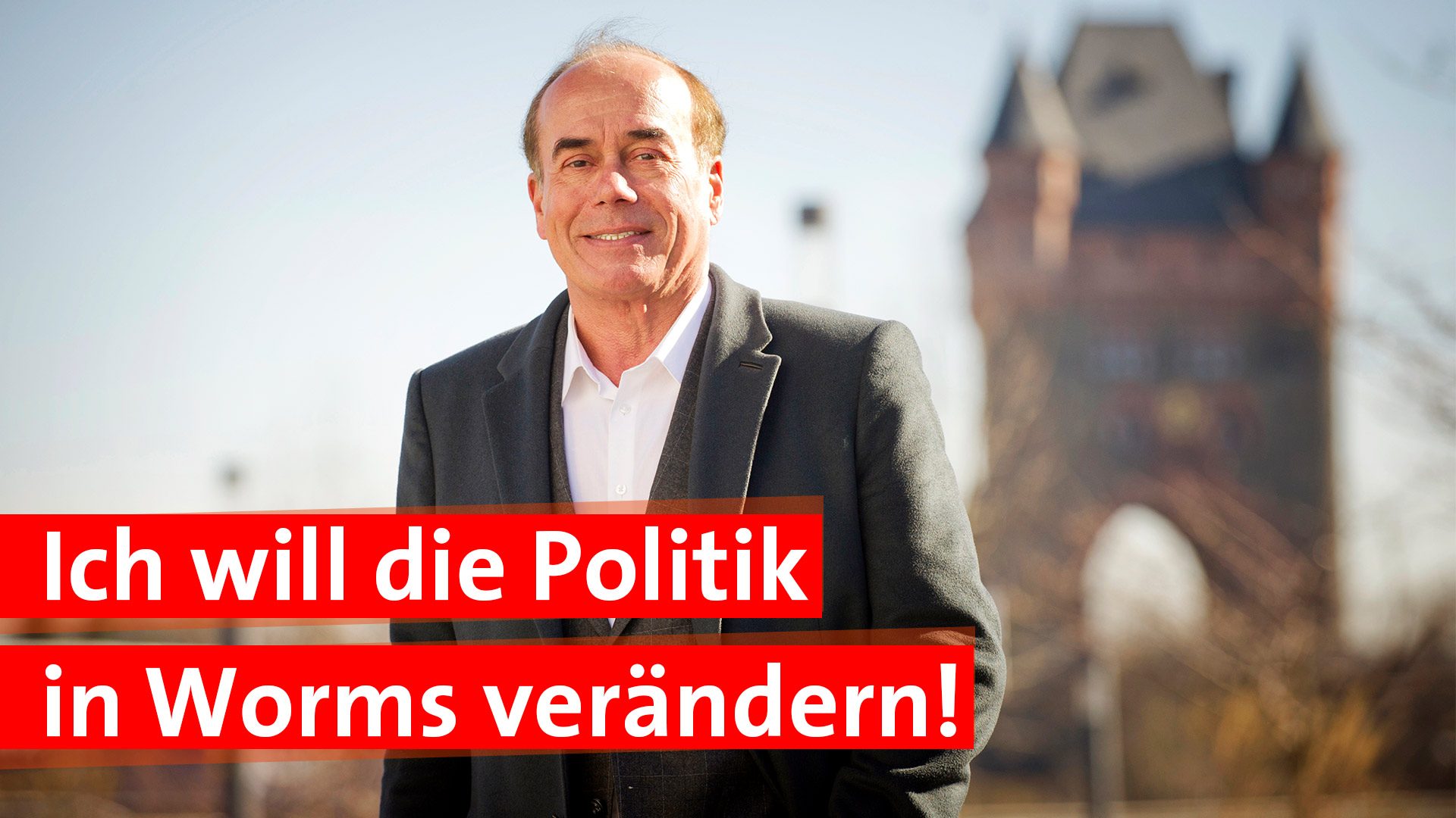 Ralf Lottermann Politik in Worms verändern