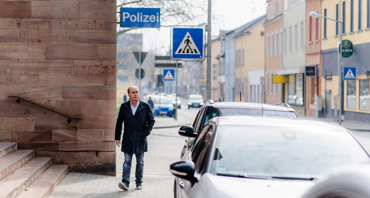 Sicherheit und Polizei in Worms