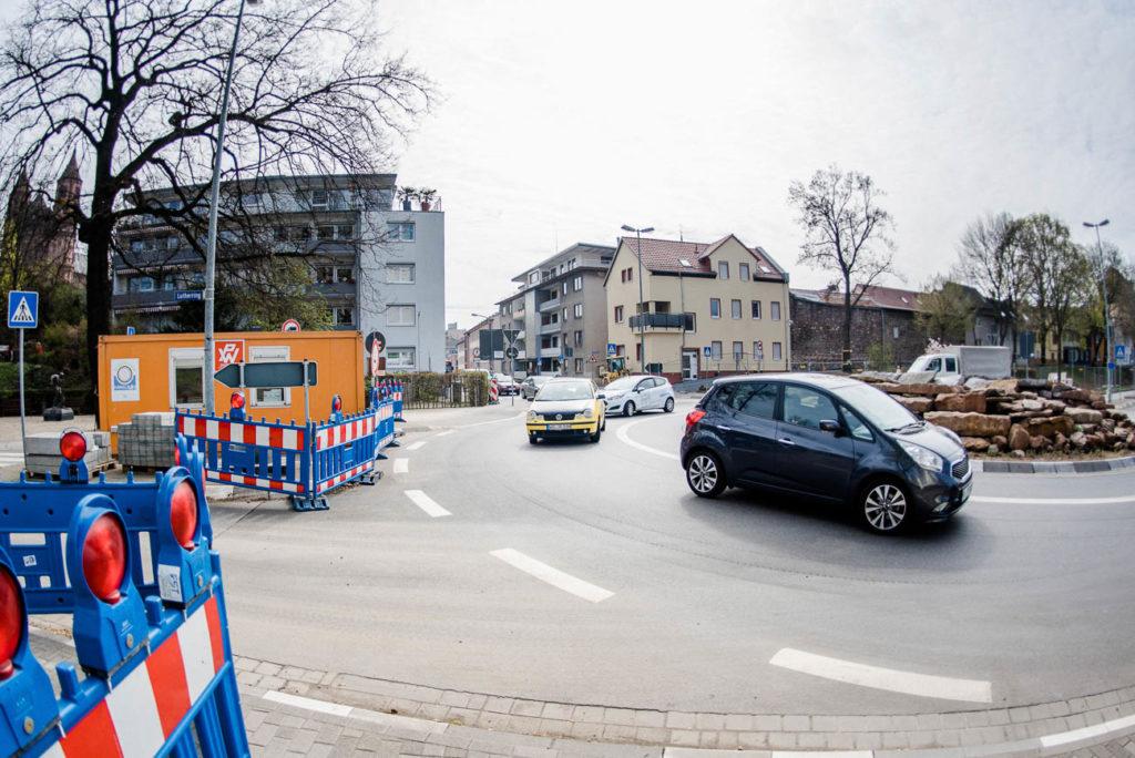 Verkehr Worms Verkehrsplan